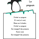 "Paroles de la chanson ""le pingouin"""